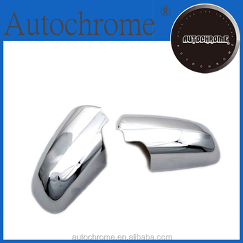 Hot sale standard chrome side mirror cover- for Audi A6 05-08