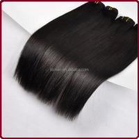 2014 Best Selling Fashion Human Hair Best Quality Double Wefted Cuticle Remy Virgin Extension Cheveux Naturel