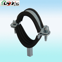 galvanized carbon steel 195 lock ring clamp