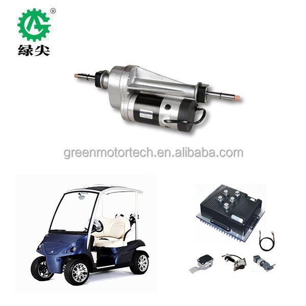 China supplier, pure electric vehicle, 180W drive axle, green non pollution