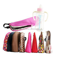 High quality Travel Portable Baby Feeding Milk Bottle Warmer Storage Holder Carrier Insulation Bag / Kid thermos bag