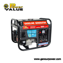 3500 generador electrico, 2.5kw electric generator for sale
