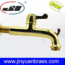 Antique Brass bibcock Garden water tap ancient faucet copper brass faucet
