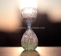Bubble water hourglass/dream bubble water hourglass/singing bubble water hourglass glass