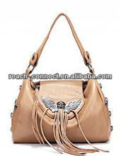 2013 fashion desiner genuine leather handbag