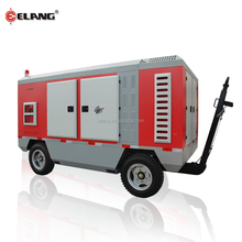 ELANG 7 Bar Diesel Portable Air Compressor