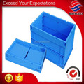 Blue Color Collapsed High Quality Plastic Crate