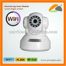 Baby Monitor warehouse monitor Wireless IP Camera with memory Security Built-in Mic Motion Monitor