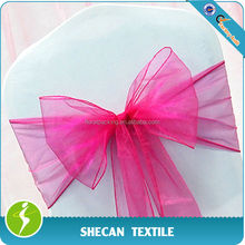 Organza sash Wedding sash for Wedding Party decorations