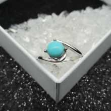 Natural gemstone ring navajo turquoise ring turquoise stones for jewelry making