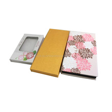Empty Cosmetic Gift Set Packaging Box Eyeshadow Palette