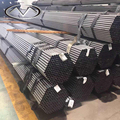 Custom super quality ms pipe steel straight welded seam mill