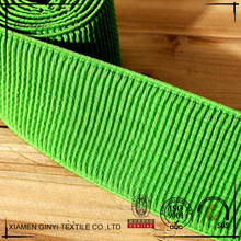 Full Colours Customized Knitted Crocheting Nylon Elastic Ribbon GYN-1100