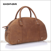 New Style Fashion Duffle Bag Mexico Leather Handbags Made in USA