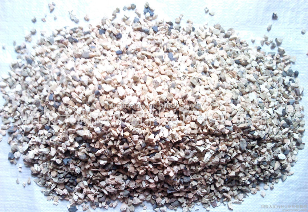 powder welding grade bauxite for aluminium welding rods