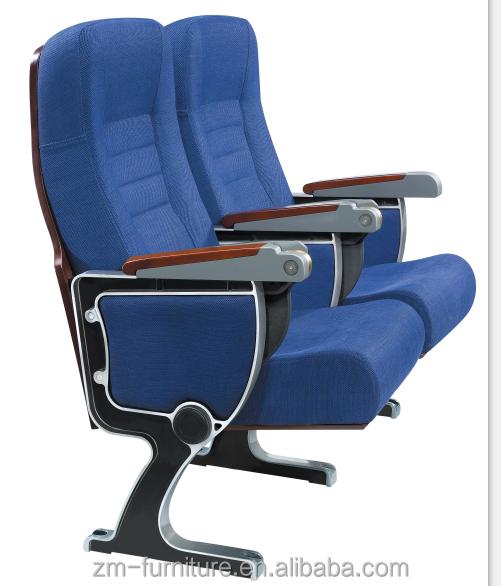 Classic Conference Hall Chair Movie Theater Seating Chairs