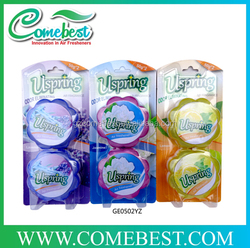 hot sell natural scented household gel air freshener