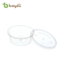 Promotion Clear Disposable Plastic Dessert Cups