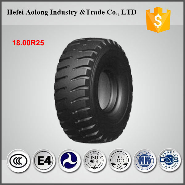 OFF-The-Road Tires, Unique Radial All-steel OTR Tire 1800 25