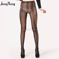 Women Sexy Stockings Sexy Pantyhose Women Black Sheer Transparent Silk Panty Hose Stockings