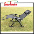 Bliss Patio Foldable Zero Gravity Rocking Chair Rocker and Recliner , lounge chair