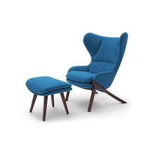 wool fabric lounge chairs cassina lounge