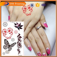 Factory provide arrow temporary tattoo and ring finger tattoo