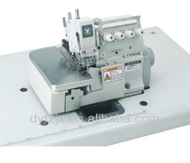 Super-high-speed, 5-thread, overlock sewing machine