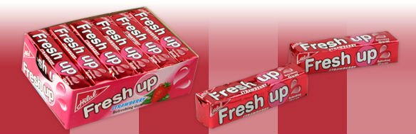 Fresh up Stick gum