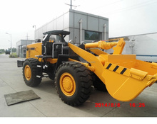 underground wheel loader