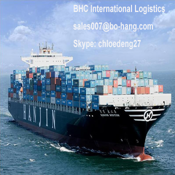 goods transport from China to Israel by sea, LCL- Skype:chloedeng27