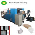 Automatic C fold towel paper making machinery