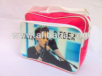 JUSTIN BIEBER Shoulder Messenger Gym Sport School College Bag A3