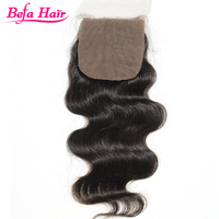 High Quality With Hot Sale 100% Unprocessed Top Grade Real Virgin Brazilian Hair Closure
