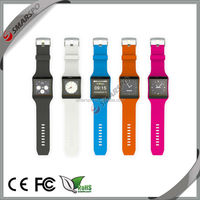 smart watch 2014 phone for alibaba 1.54 Inch smart watch Bluetooth Sync Function Waterproof IP64-65