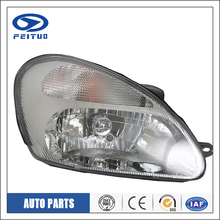 Factory Price R 96272014 auto car head lamp glass For DAEWOO NUBIRA 2000