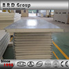 prefab house pu insulated exterior wall panel