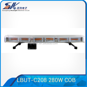 Emergency Vehicle Amber LED Light Bar LED Flashing Warning Lightbar