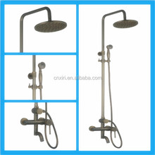 Out Door Rain Shower Mixer Sliding Rail Sets XR-GZ-6002