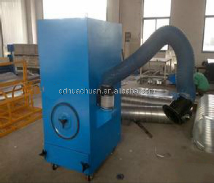 Hot sale high quality welding machine mobile portable dust collector