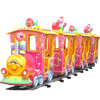 world tech toy track train ride