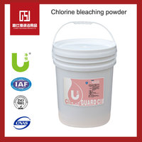 Laundry Machine Use Chlorine Bleaching Powder Clothes Whiten