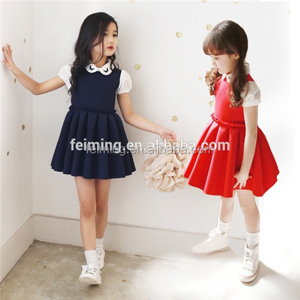 New summer Girl's skirt / dress /party dress children clothing