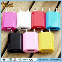 US EU Plug Charger Travel adapter Micro Usb Home Wall Charger For Samsung for iphone