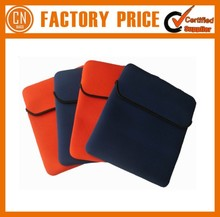 Cheap Wholesale Neoprene Laptop Sleeve Without Zipper