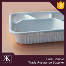 Plastic food grade container set lunch box food container