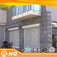 2015 hot sale long service lift automatic household roller windows