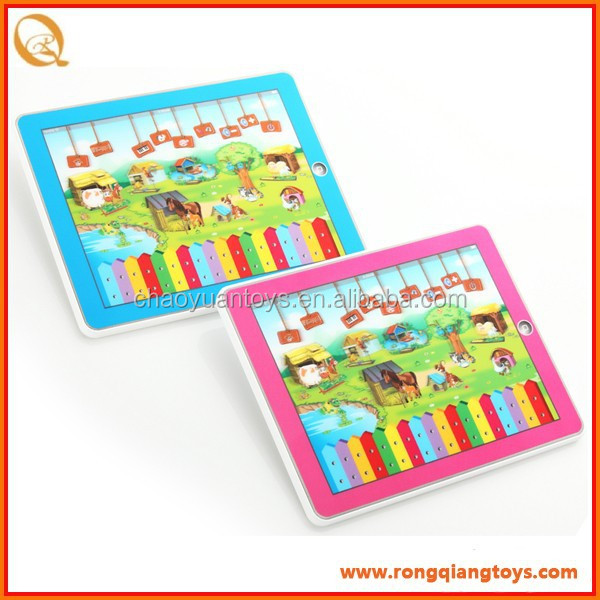 Hot selling children intelligent english learning toys y-pad learning toy ED03832911H
