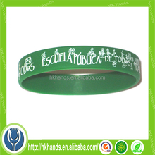 HOT slap reflective bracelet with custom logo and color