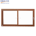 China factory vinyl pvc glass interior sliding window